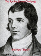 Robert Burns,  Scottish poet and lyricist
